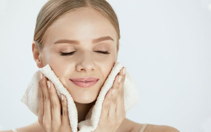 How to keep your skin dust-free?