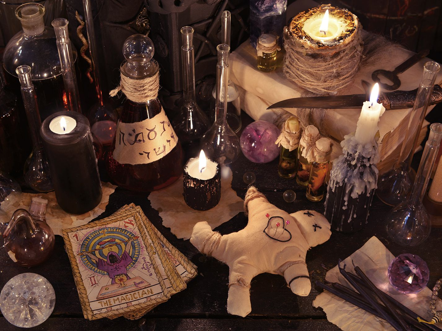 Marketing And Free Love Spell
