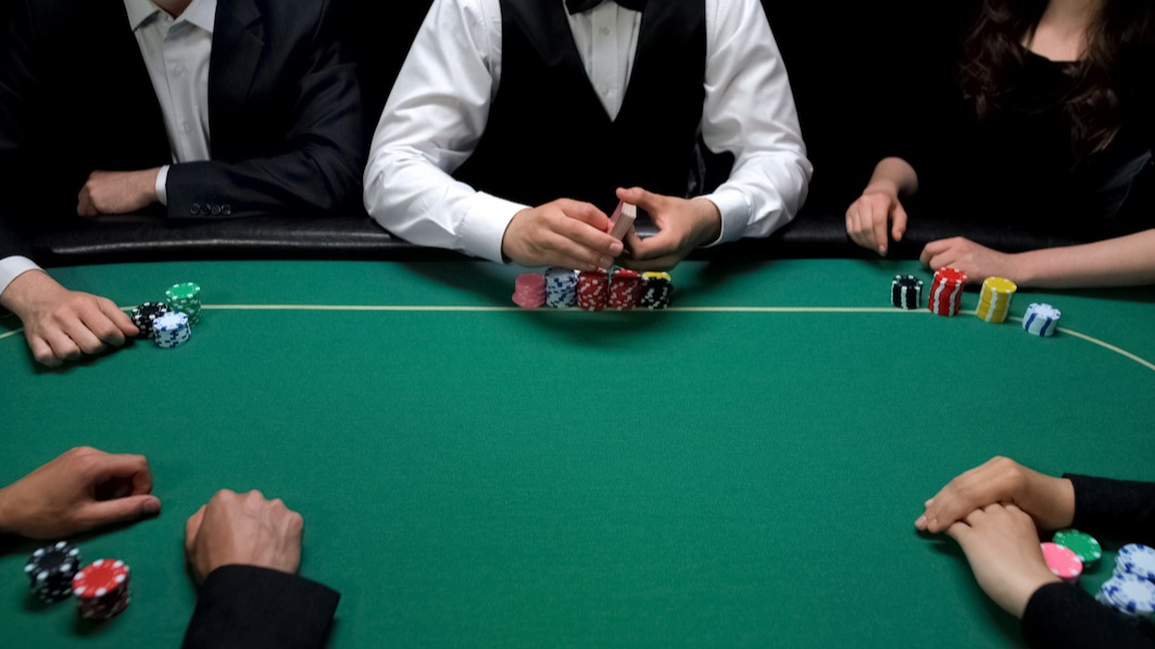 Don't Just Sit There! Begin Online Gambling