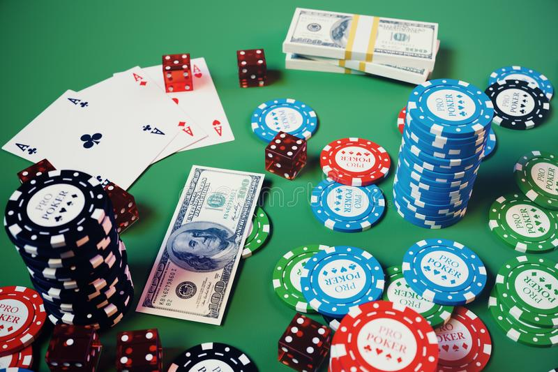 An Unbiased View of Casino
